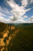 The Three Sisters by Thrill-Seeker