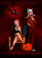 Happy Halloween Snailords!!! by kasia240