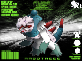F.U.S.E Corp Lab:Arbotress by Dragonith