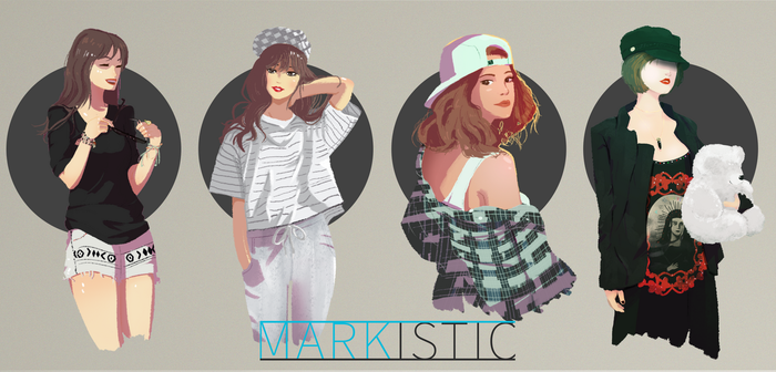 Style 002 by Markistic