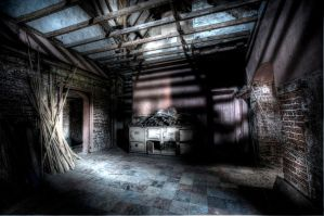 The Kitchen of Amaranth by sophos9