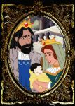 01.PARENTS OF SNOW WHITE, DISNEY by Rob32