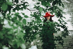 Crimson and Clover by iNeedChemicalX