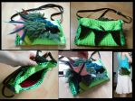 Dragon bag by aarre-pupu