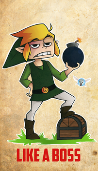 Link by kwallie