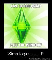Sims Logic by soulfox360