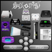 Ultimate Console Sykons by Sykonist
