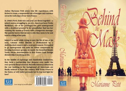 Behind The Mask by Acapella-Book-Cover