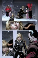 Birds of Prey issue 1 page 3 by ToolKitten