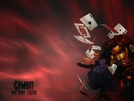 Gambit by Mightyninj4
