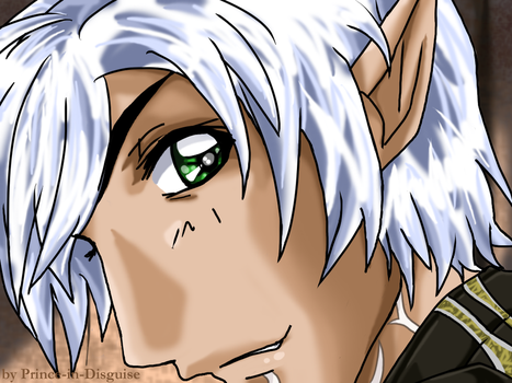 Fenris - I enjoy following you by Prince-in-Disguise