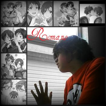 Come Back Romano by sonw15