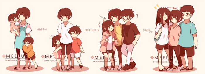 Happy Mother's Day! by Meeluf