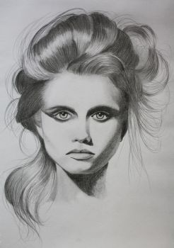Abbey Lee Kershaw by PlumPerfectPosies