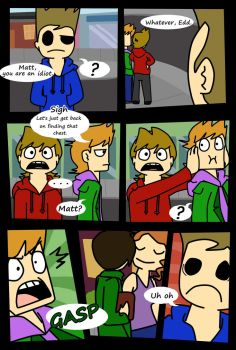 Eddsworld: switched- page 36 by Glytzy