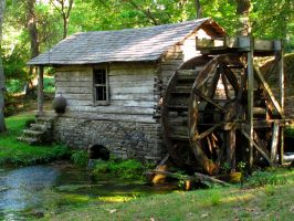 Old Mill Stock by PridesCrossing