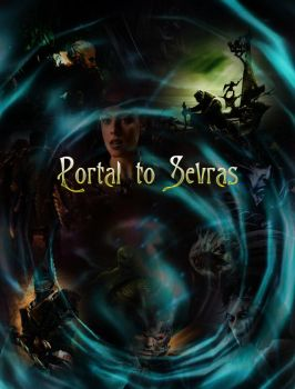Portal to Sevras full Poster by Sibbs00000