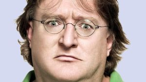 Gabe-Newell by LordGojira