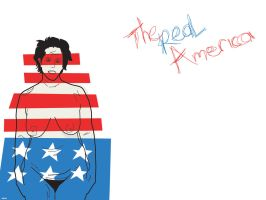 the real america by thesceneisdead