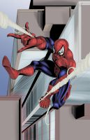 Spider-Man by Dranos