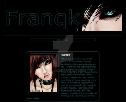 FranqkIMVU page by Franqkie