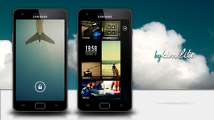 Android Vertical Plane by kimilite
