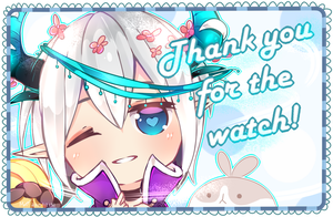 Ty For Watch by MioRitsuma