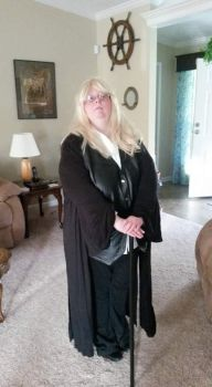 lucius malfoy cosplay by Narutosith