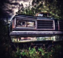 My version of Oldsmobile HDR workshop by =wchild by Habos