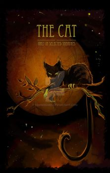 The Cat 8 by cemmodore