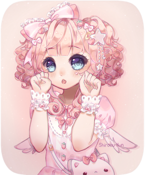 lolita (+ speedpaint) by Shirouu-kun
