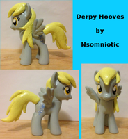 Derpy Hooves by Nsomniotic