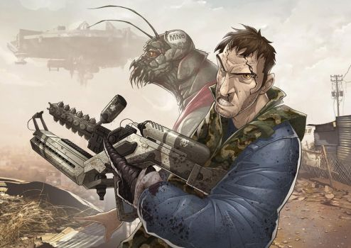 District 9 by PatrickBrown