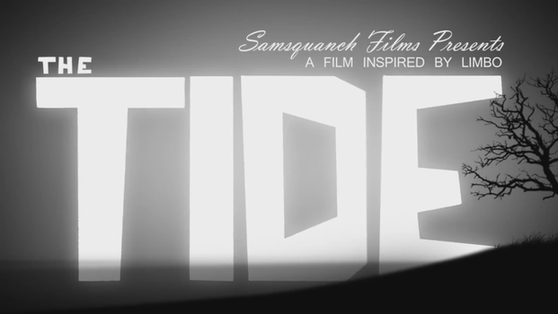 THE TIDE - Title Card by TheCheatIsNotDead