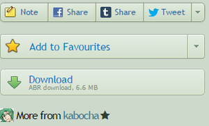 download link by kabocha