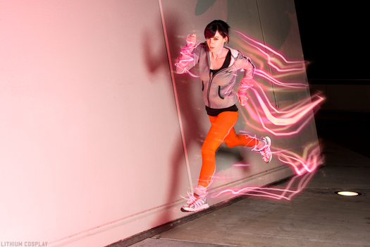 Light Speed - Fetch - Infamous First Light by Lithium-Toxide