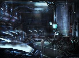 Chamber Concept Study by Darkcloud013
