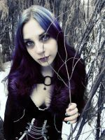 My heart will be blacker than your eyes by Oxidizing-Angel