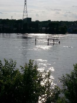Mississippi river pic by Saphrona2