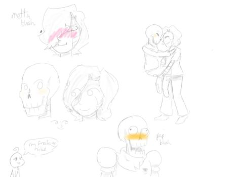 Papyton Doodles by SMELLS-LIKE-MILK