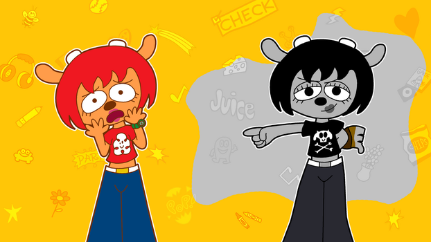Rammy and Lammy by 3Bros1Mission