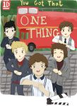 One direction One Thing by OneDirectionFanJohn