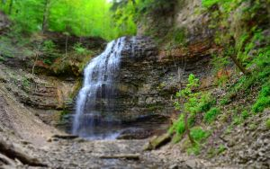 Tiffany Falls Revisited by cixelsiD-1