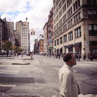 Still life at Union Square NYC by SomarM