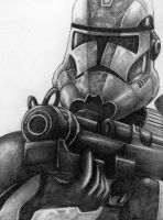 clone trooper by jeanfverreault