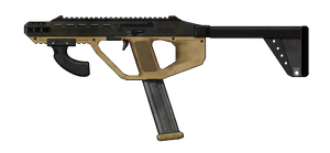 M40 PDW by SomeNavySEALs