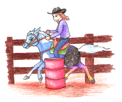 Contest: 15 Seconds of Fame by Dragonheart-Stables