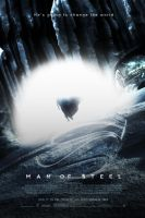 Man of Steel [Poster Fanmade] by KanomBRAVO