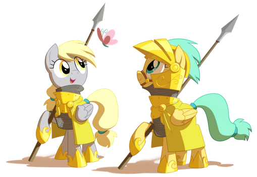 Guard Duty by Equestria-Prevails